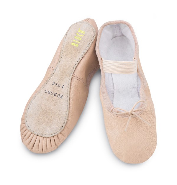 Arise ballet flat with full sole (pink)