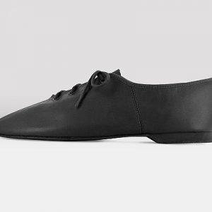 """Bloch """"Essential"""" Jazz Shoes - Black"""