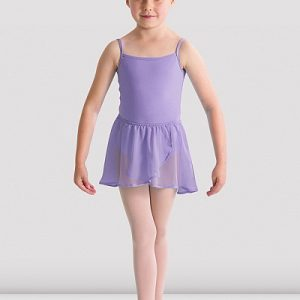 Bloch Chiffon Wrap Skirt - Lilac
