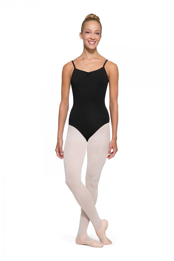 Bloch Camisole Leotard (Black)