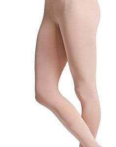 Bloch Ladies Ballet Tights, Full-footed (Pink)