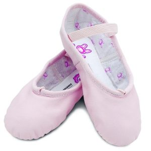 Bunnyhop - Soft leather upper & full sole (pink)