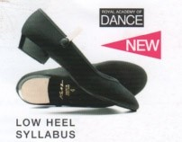 Low Heel Syllabus