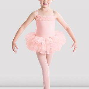 Desdemona Tutu Dress (Light Pink)