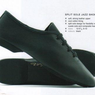 Split Sole Jazz Shoe