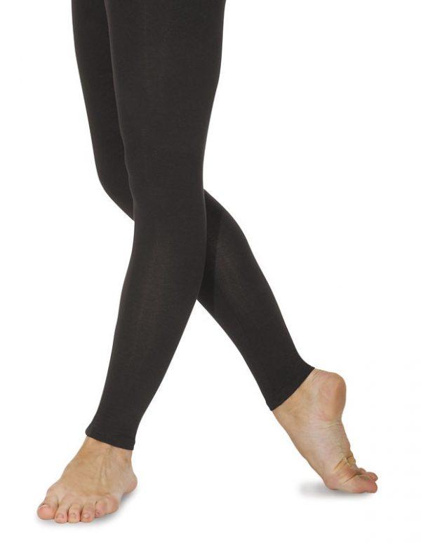 Cotton Lycra Footless Leggings