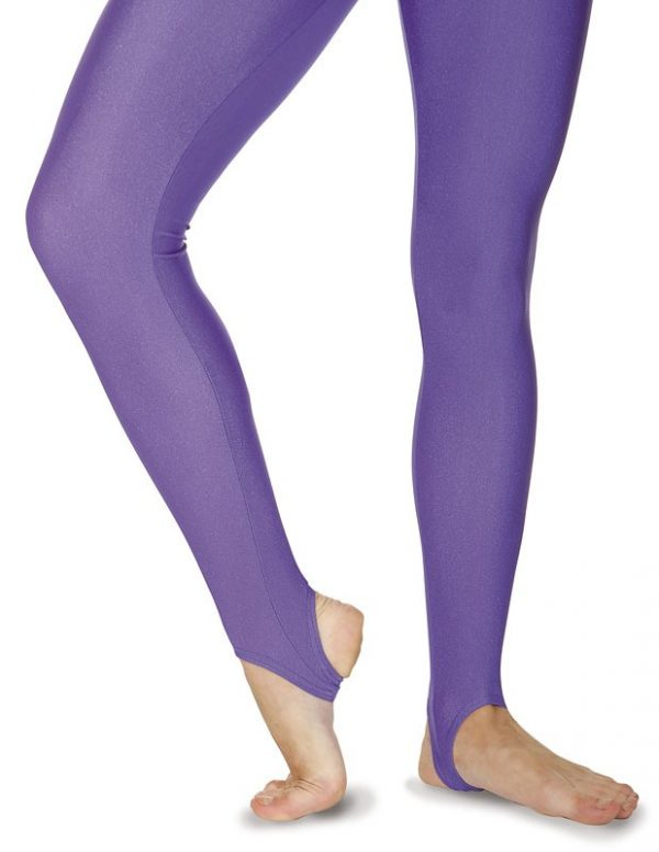 Nylon Lycra Stirrup Leggings