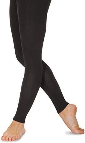 Men's Footless Leggings (Black)