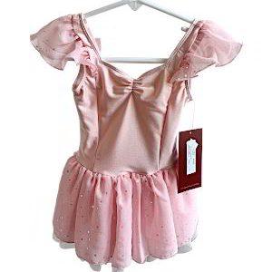 Mirella Tutu Dress (Pale Pink)