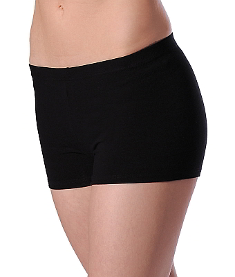 Roch Valley Hipster Shorts/Hot Pants - Black