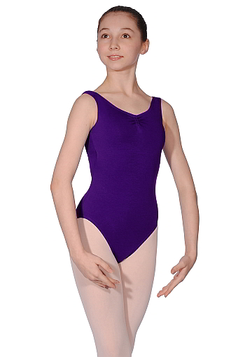 "Roch Valley ""Natasha"" Leotard - Violet"