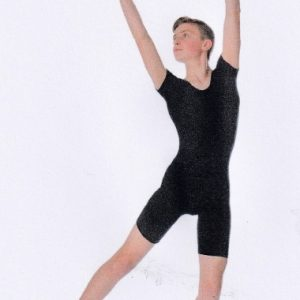 Roch Valley Adam Leotard (Black)