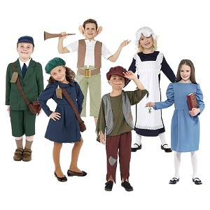 Children's Book Day Costumes