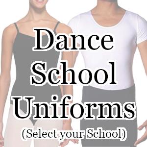 Dance School Uniforms